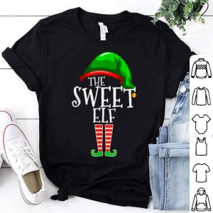 Beautiful The Sweet Elf Family Matching Group Christmas Gift Funny shirt