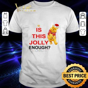 Cool Pooh is this Jolly enough shirt