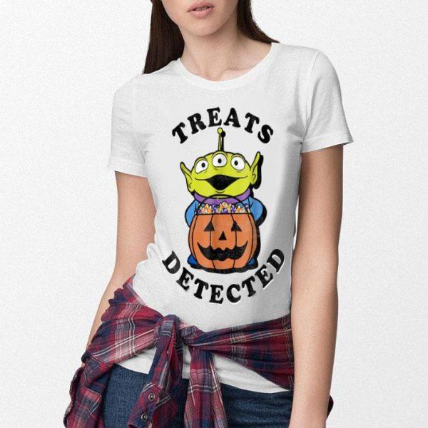 Nice Disney Pixar Toy Story Halloween Treats Graphic shirt