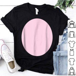Nice Pig Belly Pink Fur Barnyard Animal Halloween Costume shirt