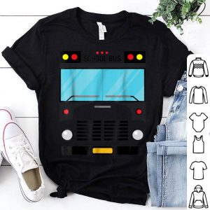 Official School Bus Costume Halloween Costume shirt