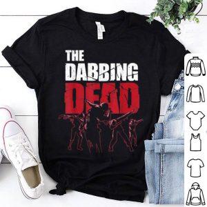 Original The Dabbing Dead Zombie Walking Dab Halloween Gift shirt