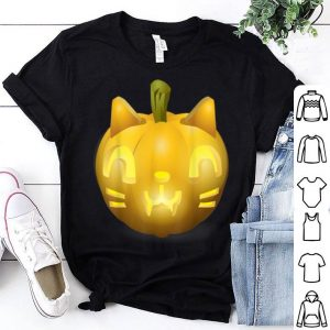 Top Cat Jack-O-Lantern - Halloween Pumpkin shirt