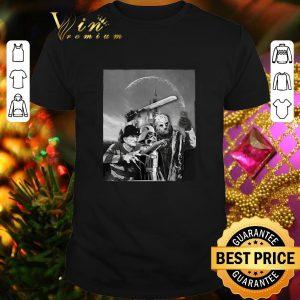 Cool Darth Vader Freddy Krueger Jason Voorhees selfie shirt