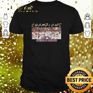 Cool Friends Champions 2019 world series Houston Astros shirt