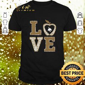 Cool Love Texas State Bobcats Heart shirt