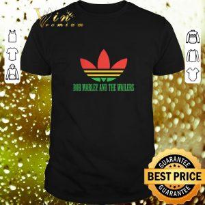 Nice Adidas Bob Marley And The Wailers shirt