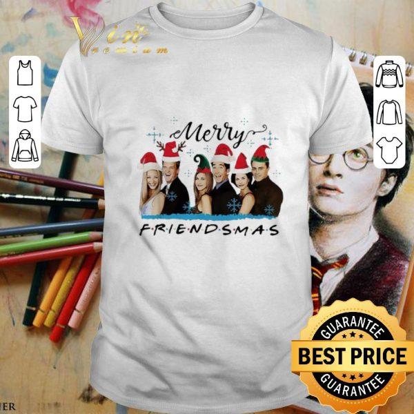 Nice Friends Merry Friendsmas Christmas shirt