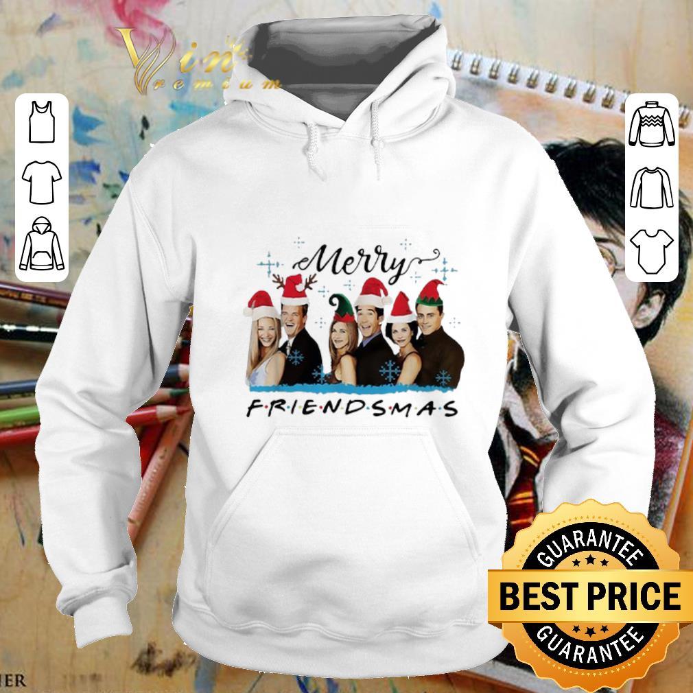 Nice Friends Merry Friendsmas Christmas shirt 4 - Nice Friends Merry Friendsmas Christmas shirt