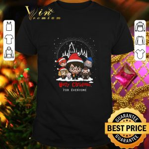 Nice Harry Potter Harry Christmas For everyone shirt