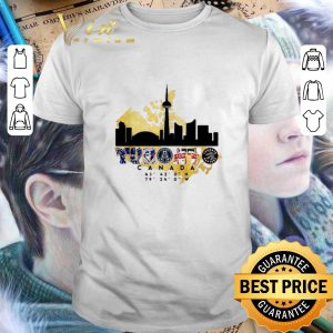 Nice Toronto City Canada team sports shirt
