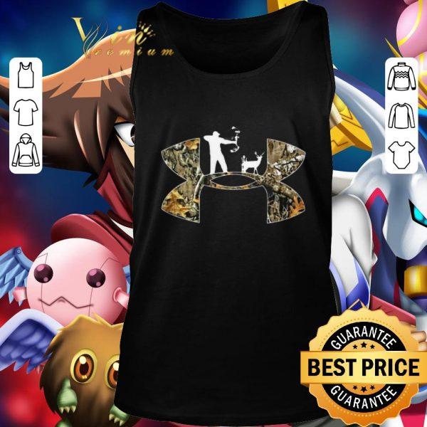 Nice Under Armour Bow Hunter LG Deer shirt