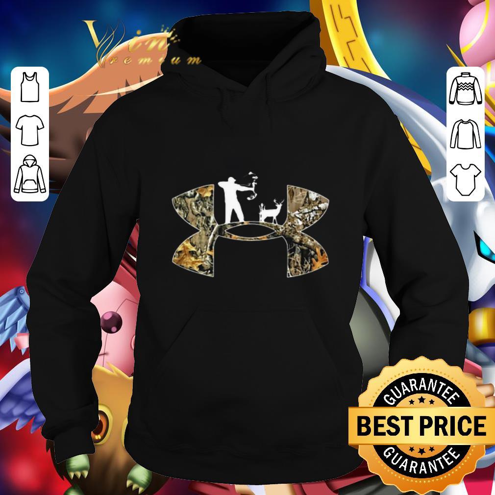 Nice Under Armour Bow Hunter LG Deer shirt 4 - Nice Under Armour Bow Hunter LG Deer shirt