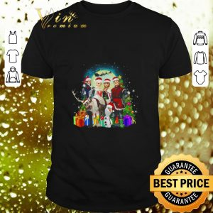 Official Disney Frozen Characters Merry Christmas shirt