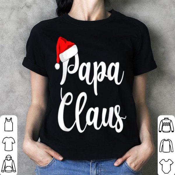 Official Papa Claus Christmas Family Matching Pajama shirt