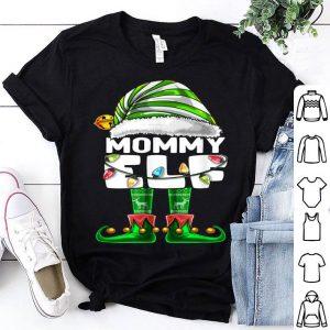Premium Mommy Elf Matching Family Christmas Elf Costume Gift Women sweater