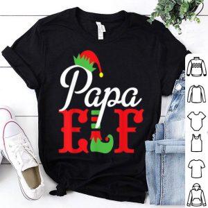 Pretty Christmas - Papa Elf shirt