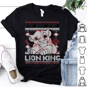 Top Disney Lion King Simba Ugly Christmas Sweater Design sweater