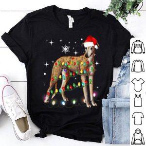 Awesome Christmas Lights Greyhound Dog sweater