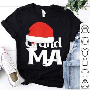 Beautiful Grandma Santa Christmas Family Pajama sweater