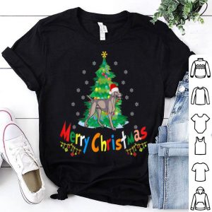 Beautiful Weimaraner Ugly Christmas Sweater sweater