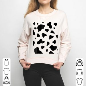 Premium Cow Costume Funny Dairy Perfect Gift Christmas Holiday sweater