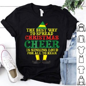 Pretty The Best Way to Spread Christmas Cheer Christmas elf sweater