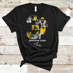 Awesome 03 Darrynton Evans Appalachian State Mountaineers Signature shirt