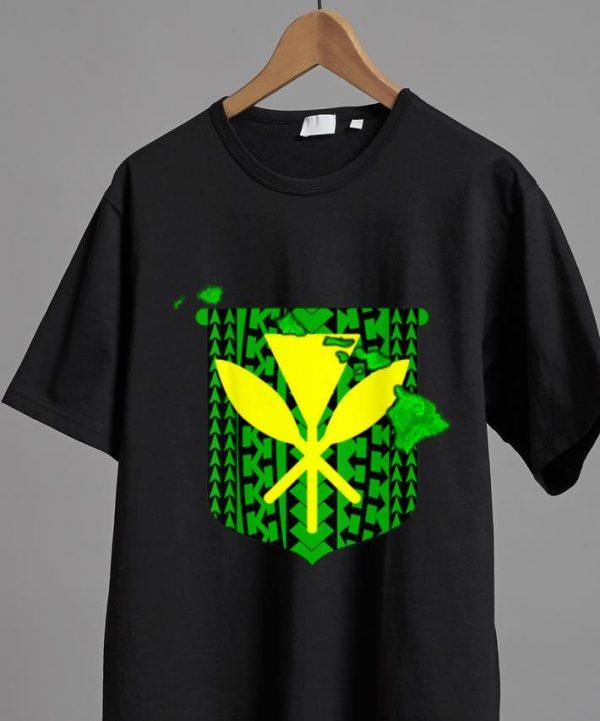 Awesome Tribal Kanaka Maoli Symbol shirt