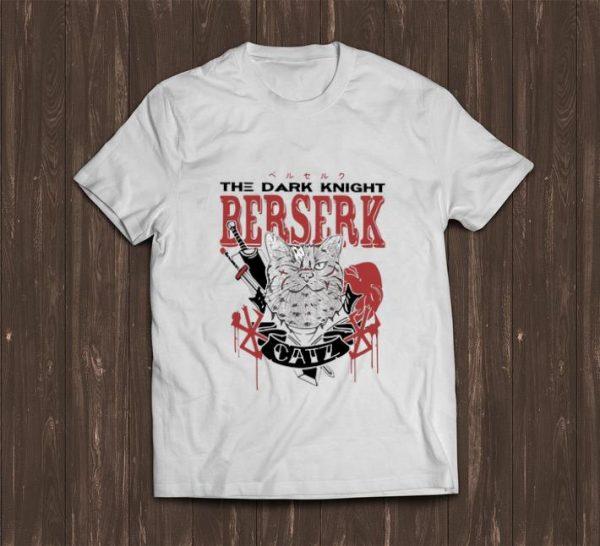 Great The Dark Knight Berserk Catz Cat Lovers shirt