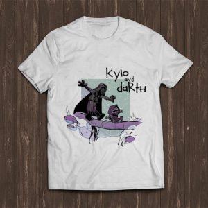 Official Star Wars Kylo And Darth shirt