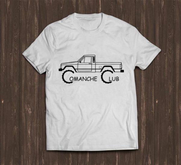 Pretty Comanche Club shirt