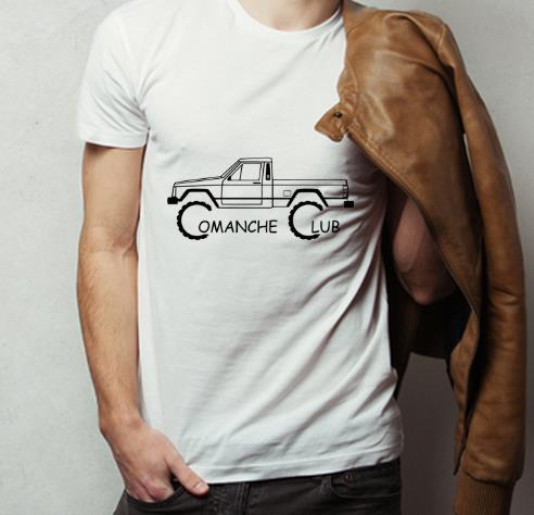 Pretty Comanche Club shirt 4 - Pretty Comanche Club shirt