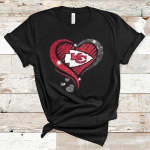 Great Heart Diamond Kansas City Chiefs Super Bowl Champions shirt