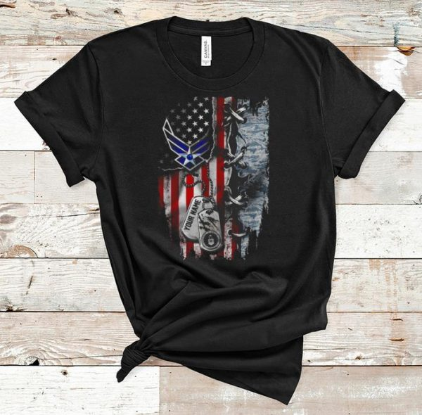 Nice 4th Of July Independence Day your name US AirPorts shirt