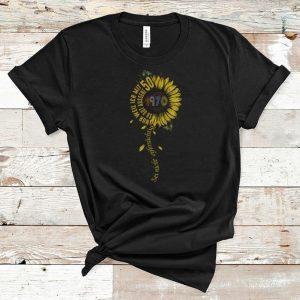 Nice Sei nicht eifersüchtig 1970 Sunflower shirt
