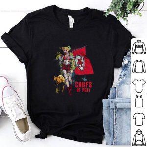 Official Harley Quinn Kansas City Chiefs Of Prey Champion Super Bowl shirt