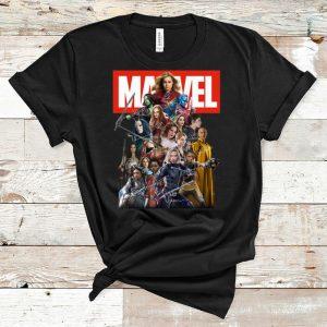 Official Superhero Woman Avengers MCU Signature shirt