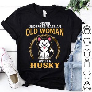 Nice Womens Siberian Husky Grandma Funny Mom Mama Mother Dog Gift shirt