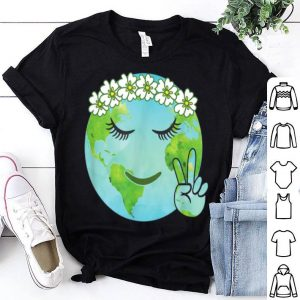 Official Flower Crown Mother Earth - Earth Day shirt