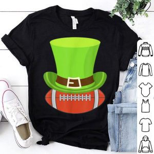 Official Football Green St Patricks Day Sports For Coach shirt
