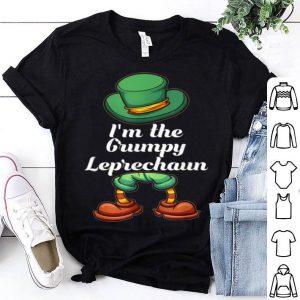 Premium I'm The Grumpy Leprechaun Group Matching St Patricks Day shirt