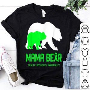 Pretty Mama Bear Genetic Disorders Awareness For Women Men shirt