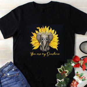 Sunflower Elephant You Are My Sunshine