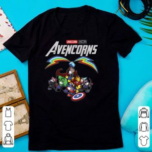Marvel Avengers Endgame Unicorn Avencorns shirt