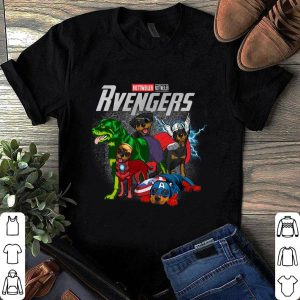 Marvel Super Heroes Rottweillervengers Dog Version shirt