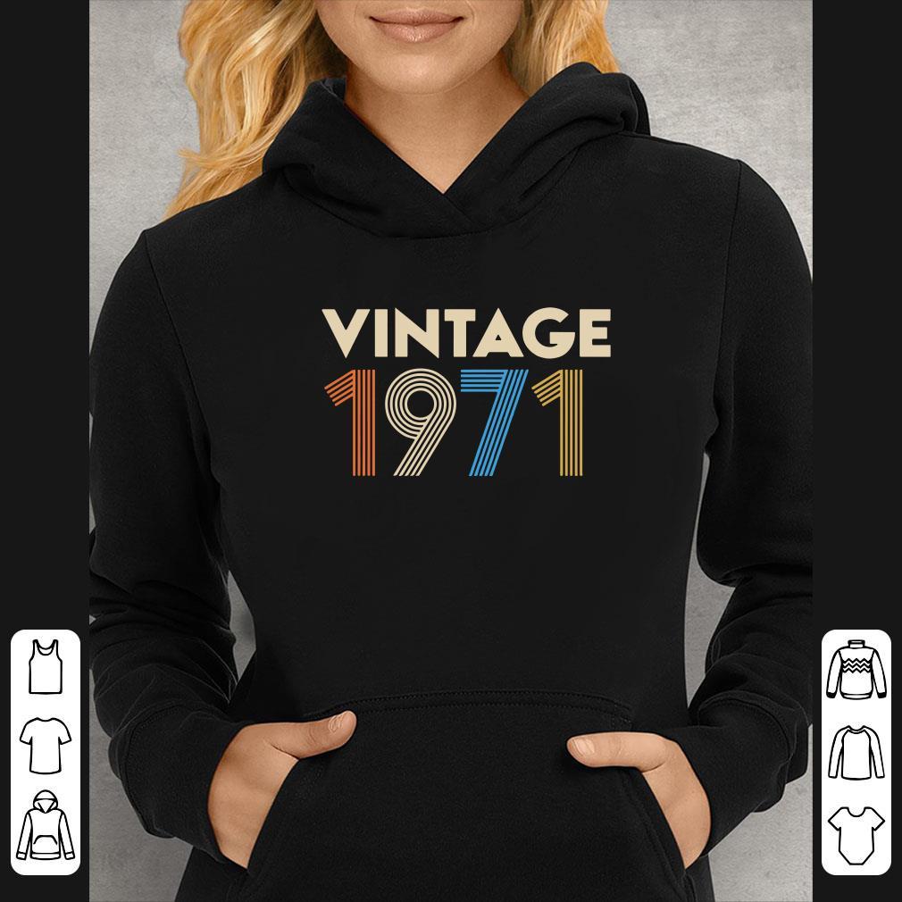 Vintage 1971 shirt 4 - Vintage 1971 shirt
