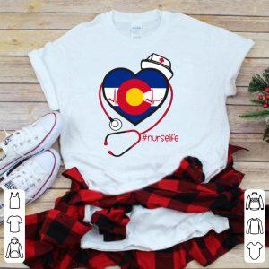Colorado #Nurselife shirt