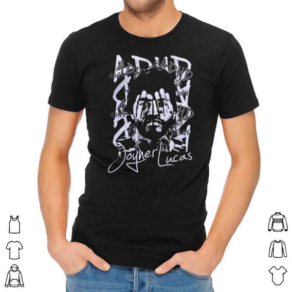 Joyner lucas hip hop rapper shirt