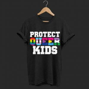 Protect Queer Kids LBGT Day shirt